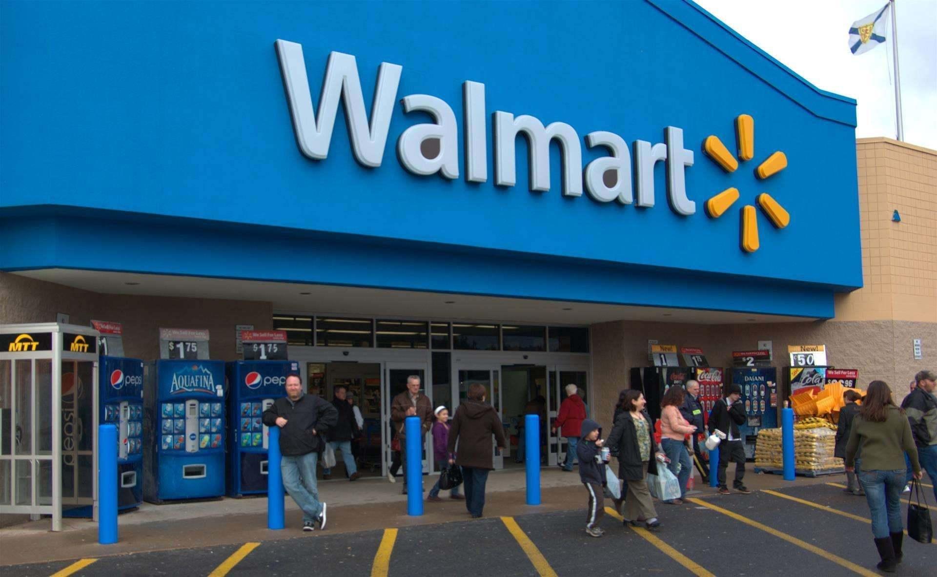 沃尔玛为新零售做准备 前期准备并不少