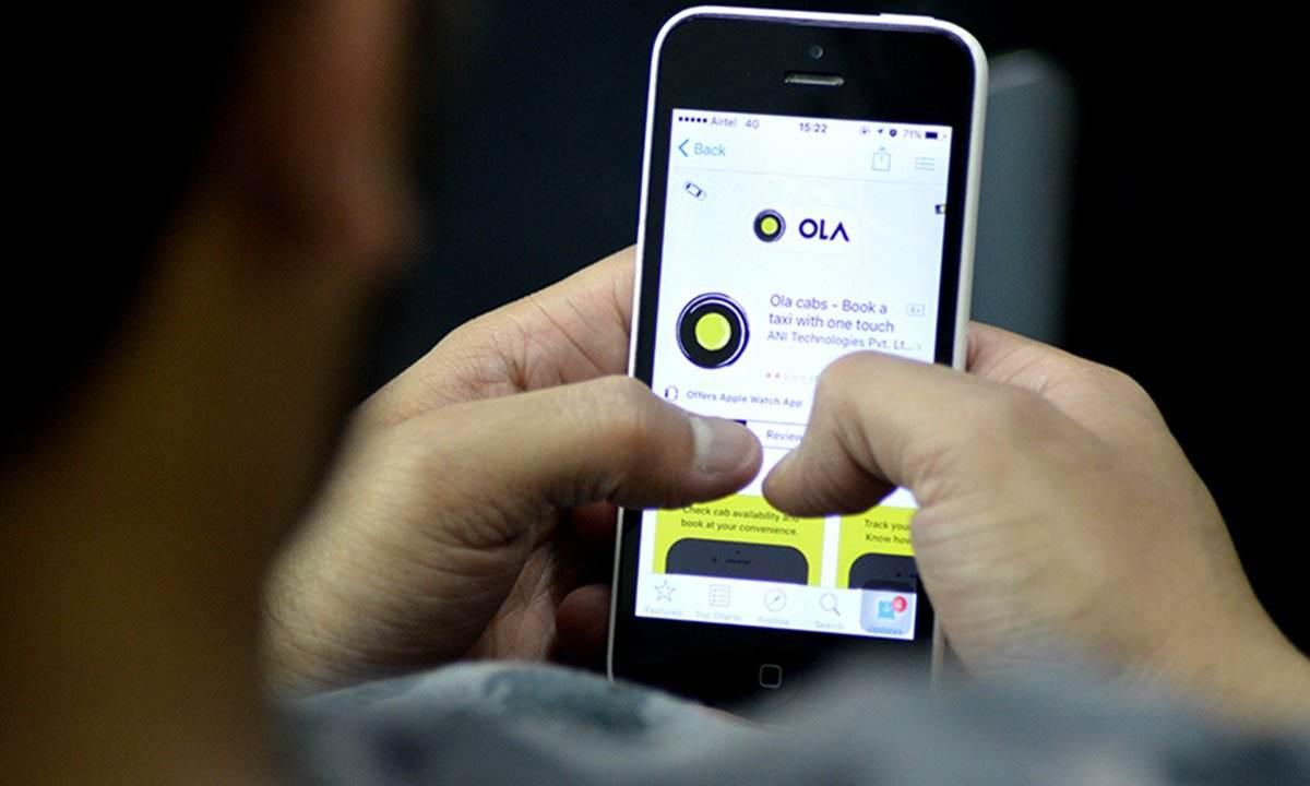 印度打车应用Ola融资20亿美元 软银腾讯领投