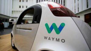 Waymo宣布汽车实现完全自动驾驶