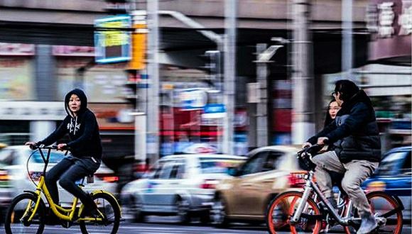 共享单车在兰州:互联网经济下沉的一个样本