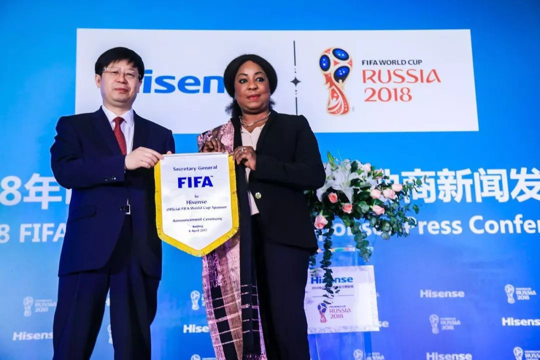中国品牌成俄罗斯世界杯最大金主,每10元广告费就有4块出自中国