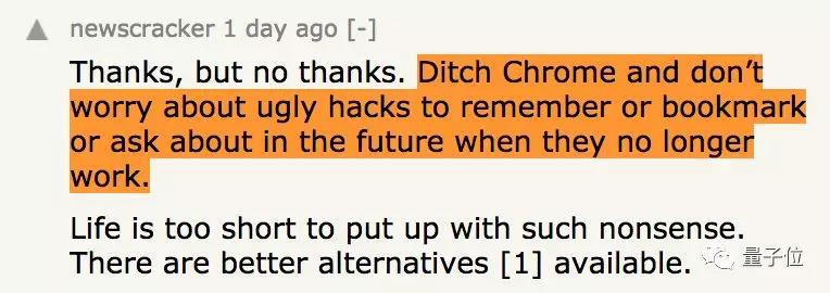 Chrome十周年,作了一次死