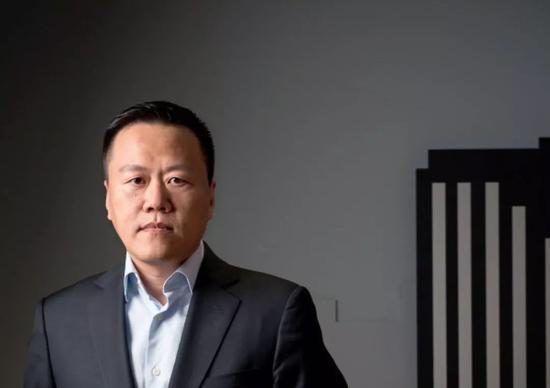 21世纪不动产总裁卢航。摄影:邓攀
